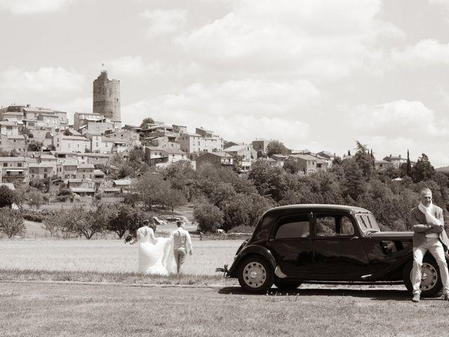 Le mariage de Marc et Manon à Saint-Maurice, Puy-de-Dôme 19