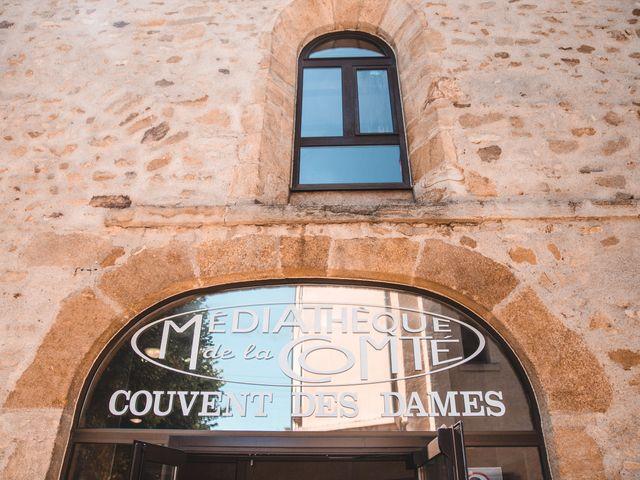 Le mariage de Marc et Manon à Saint-Maurice, Puy-de-Dôme 33