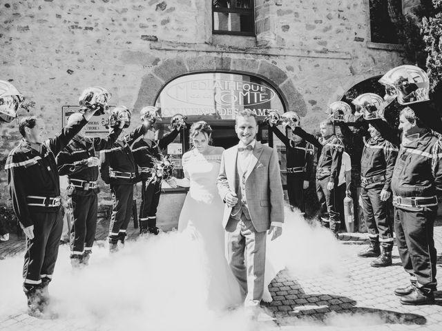Le mariage de Marc et Manon à Saint-Maurice, Puy-de-Dôme 39