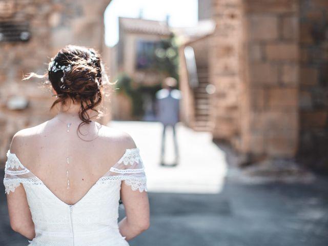 Le mariage de Marc et Manon à Saint-Maurice, Puy-de-Dôme 14