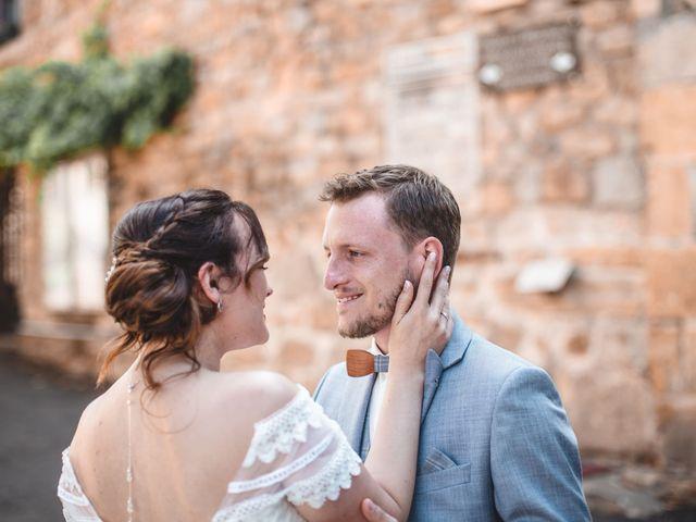 Le mariage de Marc et Manon à Saint-Maurice, Puy-de-Dôme 15