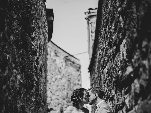 Le mariage de Marc et Manon à Saint-Maurice, Puy-de-Dôme 1