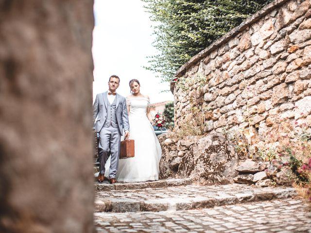 Le mariage de Marc et Manon à Saint-Maurice, Puy-de-Dôme 25