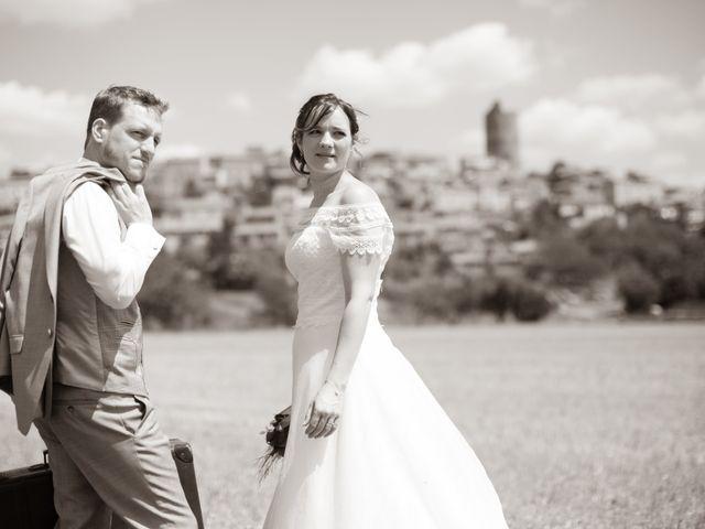 Le mariage de Marc et Manon à Saint-Maurice, Puy-de-Dôme 28