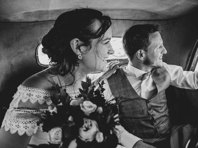 Le mariage de Marc et Manon à Saint-Maurice, Puy-de-Dôme 2