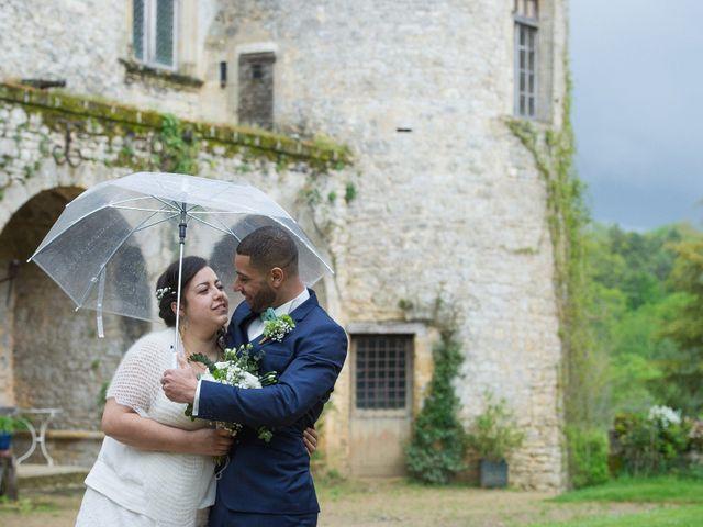 Le mariage de Thierry et Aurélie à Montcléra, Lot 6