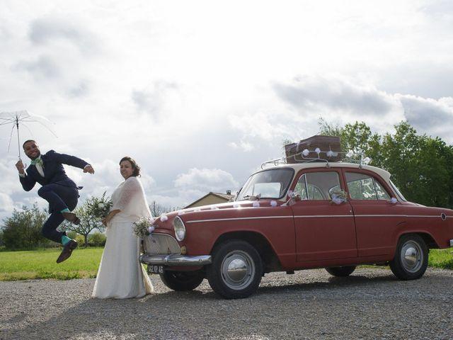 Le mariage de Thierry et Aurélie à Montcléra, Lot 12