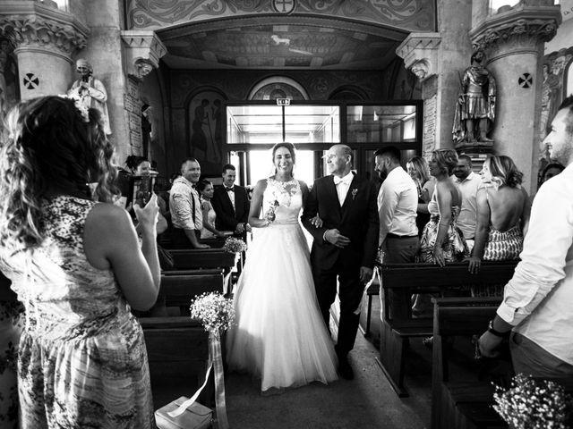 Le mariage de Alan et Chrystelle à La Cadière-d'Azur, Var 1