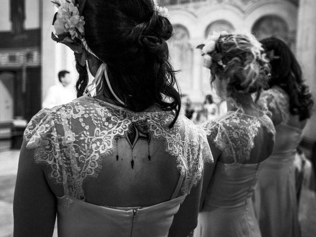 Le mariage de Alan et Chrystelle à La Cadière-d'Azur, Var 12