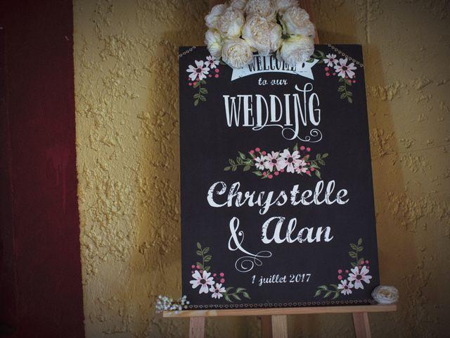 Le mariage de Alan et Chrystelle à La Cadière-d'Azur, Var 18