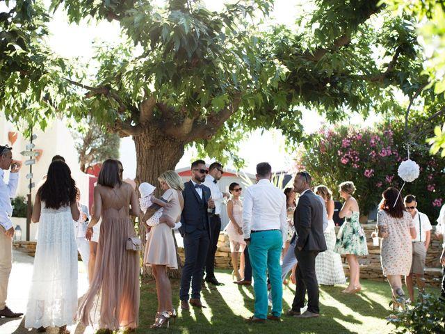 Le mariage de Alan et Chrystelle à La Cadière-d'Azur, Var 23