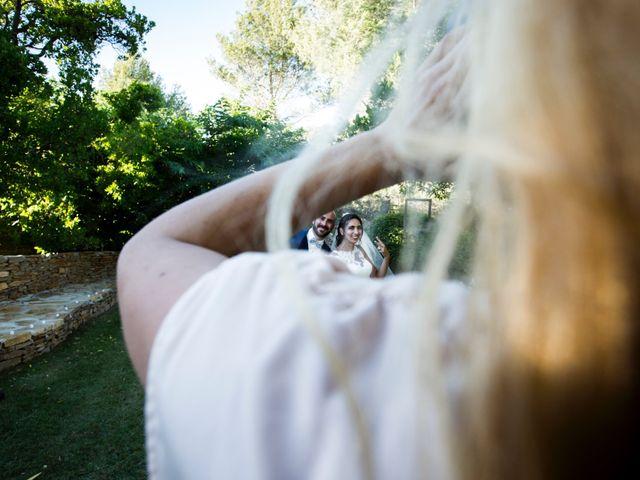 Le mariage de Alan et Chrystelle à La Cadière-d'Azur, Var 24
