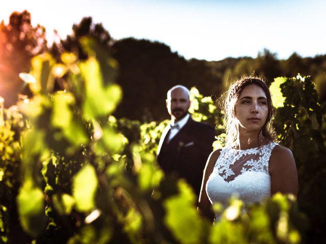 Le mariage de Alan et Chrystelle à La Cadière-d'Azur, Var 27