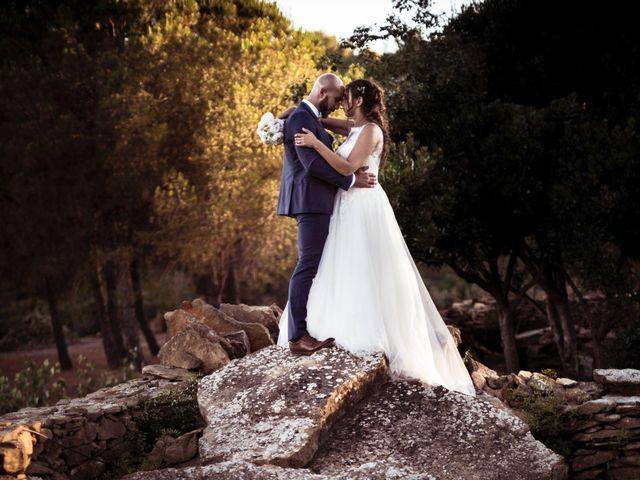 Le mariage de Alan et Chrystelle à La Cadière-d'Azur, Var 29