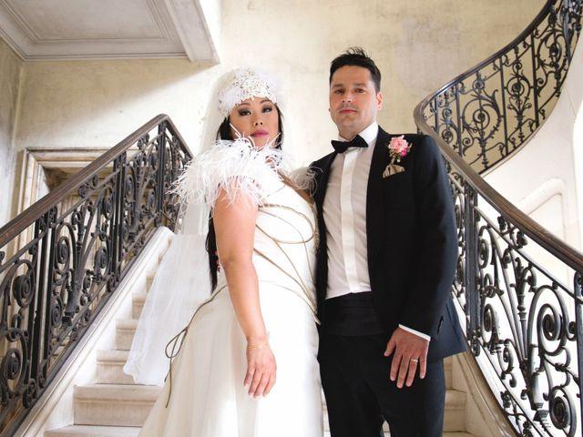Le mariage de Ndja et Laurent
