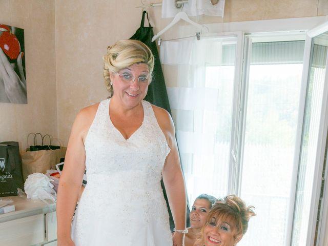 Le mariage de François et Mathilde à Saint-Laurent-de-Cerdans, Pyrénées-Orientales 3