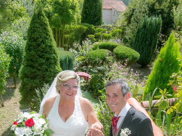Le mariage de François et Mathilde à Saint-Laurent-de-Cerdans, Pyrénées-Orientales 7