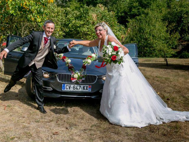 Le mariage de François et Mathilde à Saint-Laurent-de-Cerdans, Pyrénées-Orientales 9