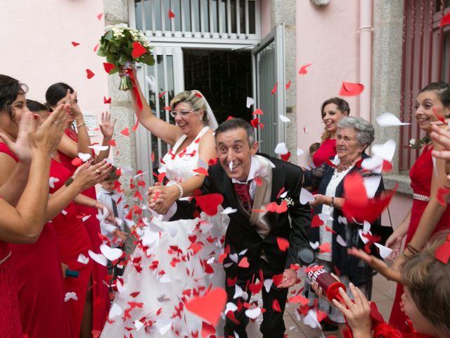 Le mariage de François et Mathilde à Saint-Laurent-de-Cerdans, Pyrénées-Orientales 10