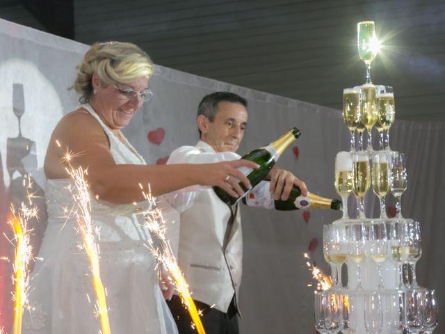 Le mariage de François et Mathilde à Saint-Laurent-de-Cerdans, Pyrénées-Orientales 15