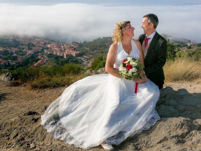 Le mariage de François et Mathilde à Saint-Laurent-de-Cerdans, Pyrénées-Orientales 16