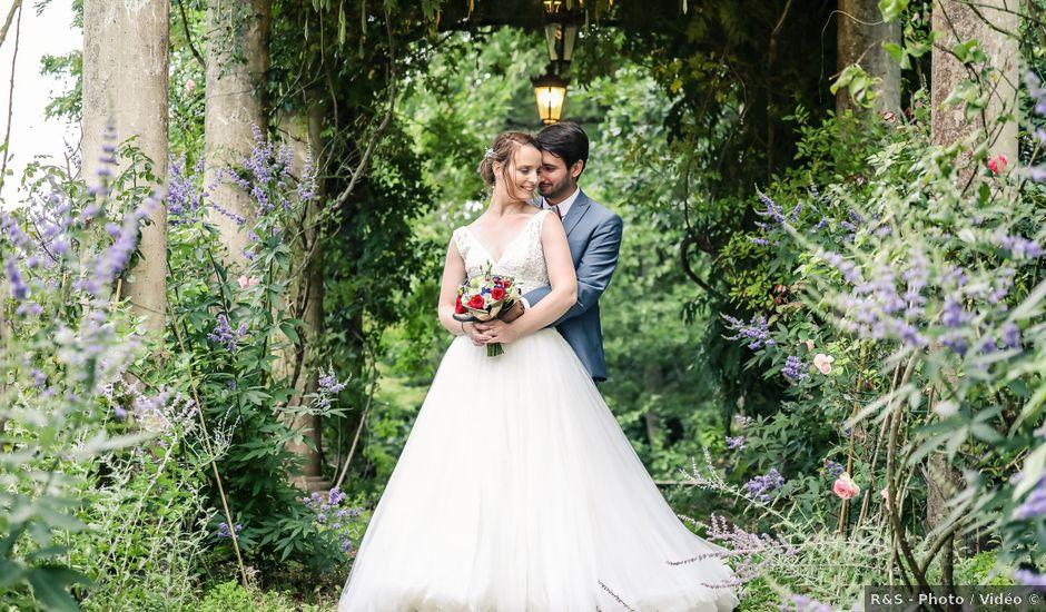Le mariage de Maxime et Nausicaa à Buc, Yvelines