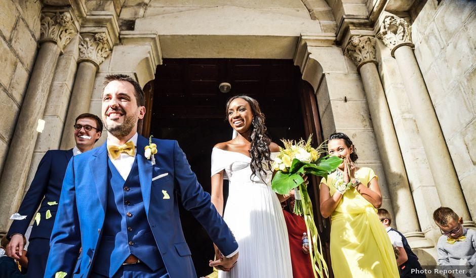 Le mariage de Quentin et Kemesha à Privas, Ardèche