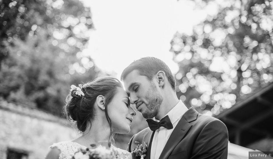 Le mariage de Ivan et Samantha à Thonon-les-Bains, Haute-Savoie