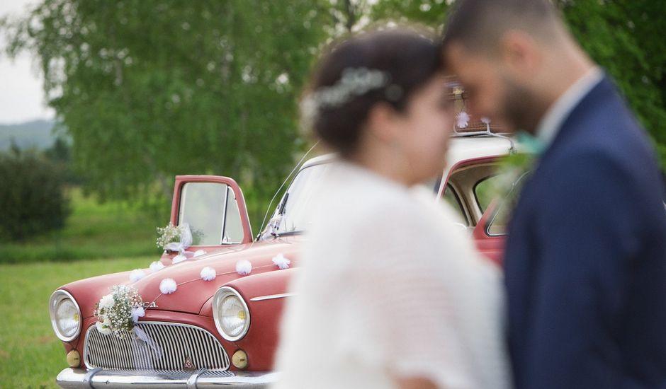 Le mariage de Thierry et Aurélie à Montcléra, Lot
