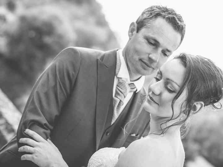 Le mariage de Joanna et Claude