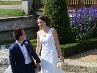 Le mariage de Lise et Sylvain 1