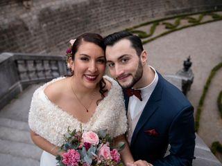 Le mariage de Antonella et Tristan