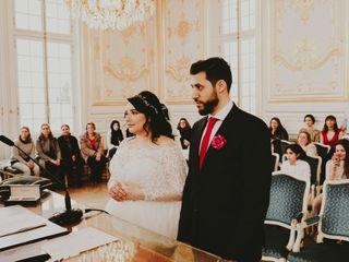 Le mariage de Sonia et Ilias