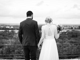 Le mariage de Clotilde et Nicolas