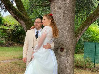 Le mariage de Marie et Seb