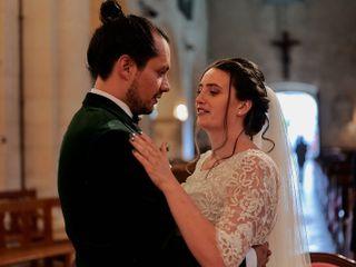 Le mariage de Claire et Alain