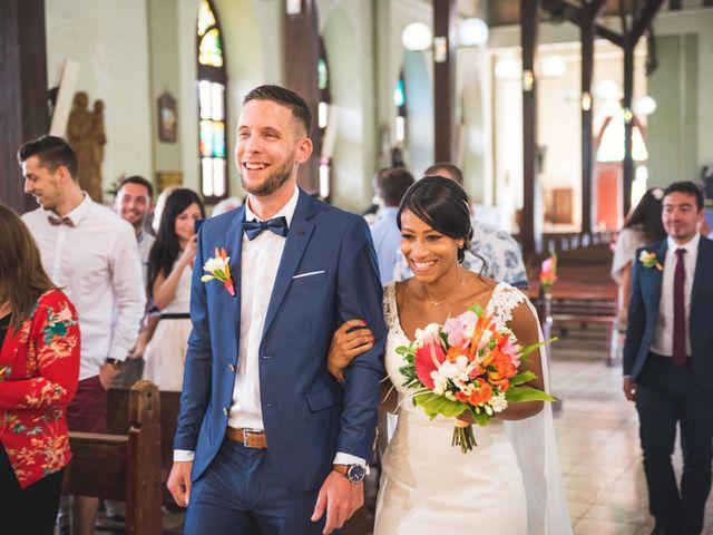 Le mariage de Julien et Jessica à Saint-Joseph, Martinique 9