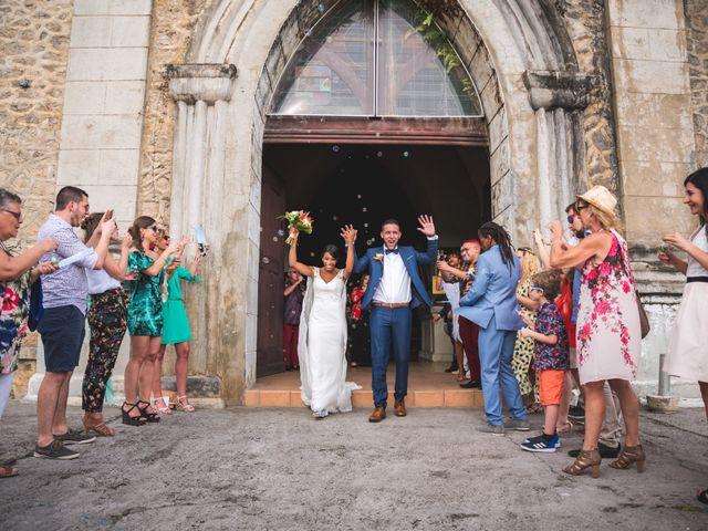 Le mariage de Julien et Jessica à Saint-Joseph, Martinique 12