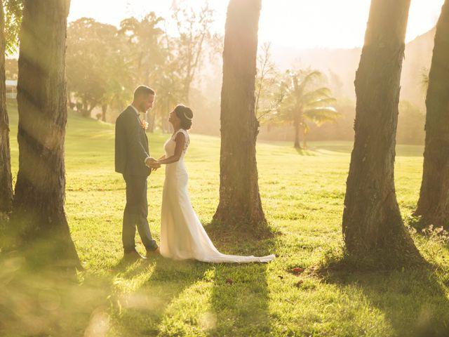 Le mariage de Julien et Jessica à Saint-Joseph, Martinique 14