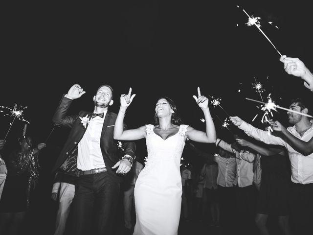 Le mariage de Julien et Jessica à Saint-Joseph, Martinique 1