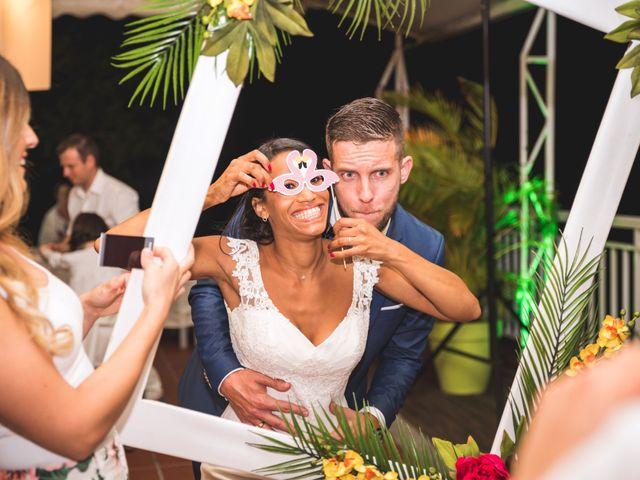 Le mariage de Julien et Jessica à Saint-Joseph, Martinique 19