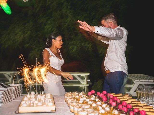 Le mariage de Julien et Jessica à Saint-Joseph, Martinique 21
