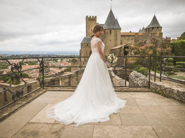 Le mariage de Christophe et Audrey à Carcassonne, Aude 6