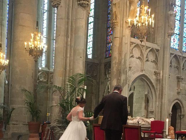 Le mariage de Christophe et Audrey à Carcassonne, Aude 1