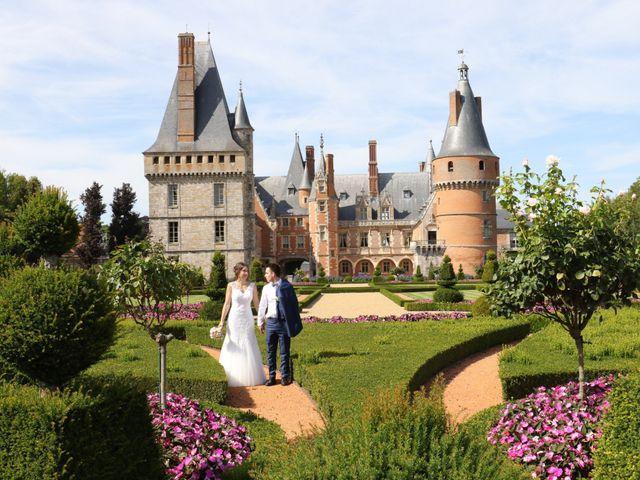 Le mariage de Sylvain et Lise à Maintenon, Eure-et-Loir 2