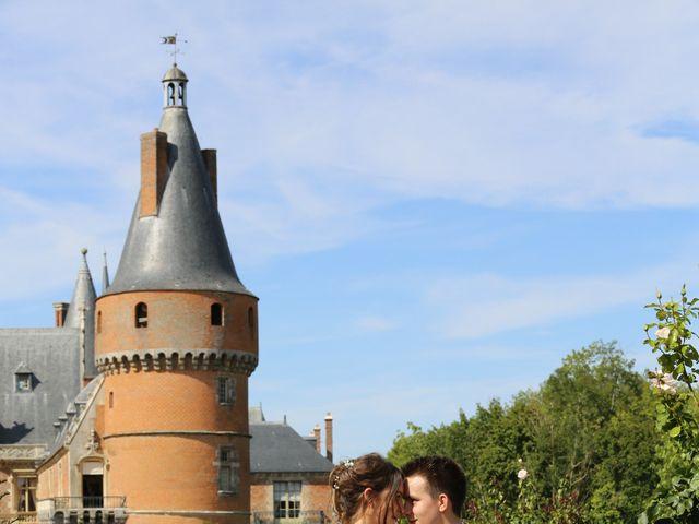 Le mariage de Sylvain et Lise à Maintenon, Eure-et-Loir 5