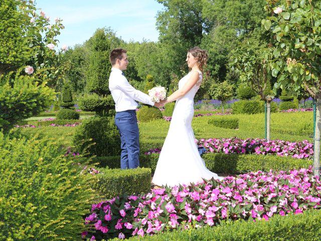 Le mariage de Sylvain et Lise à Maintenon, Eure-et-Loir 6