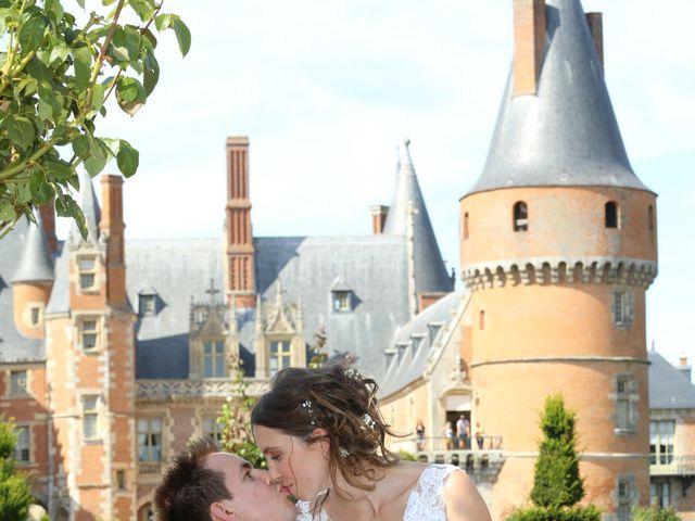 Le mariage de Sylvain et Lise à Maintenon, Eure-et-Loir 7