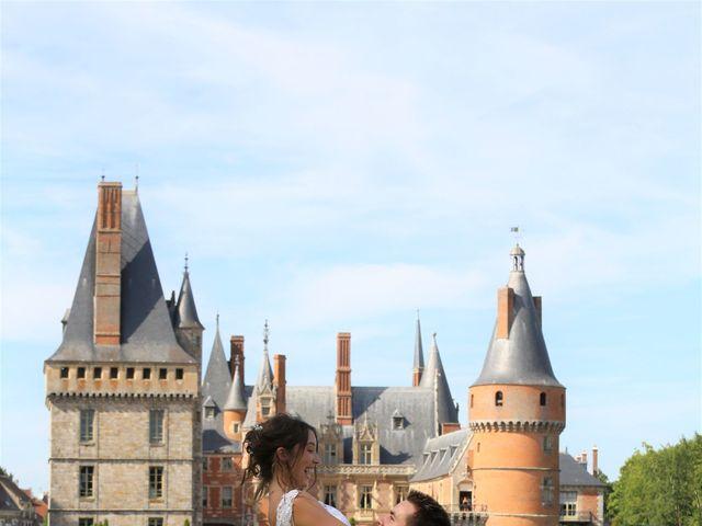 Le mariage de Sylvain et Lise à Maintenon, Eure-et-Loir 8