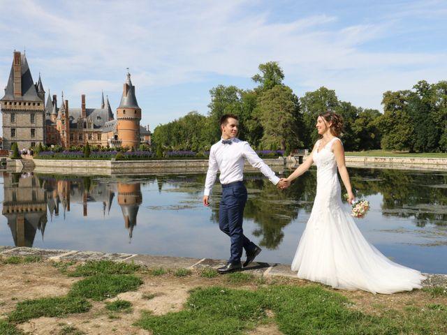 Le mariage de Sylvain et Lise à Maintenon, Eure-et-Loir 9